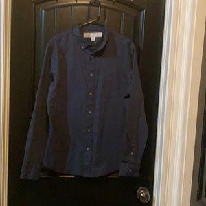 Men Jean Shirt